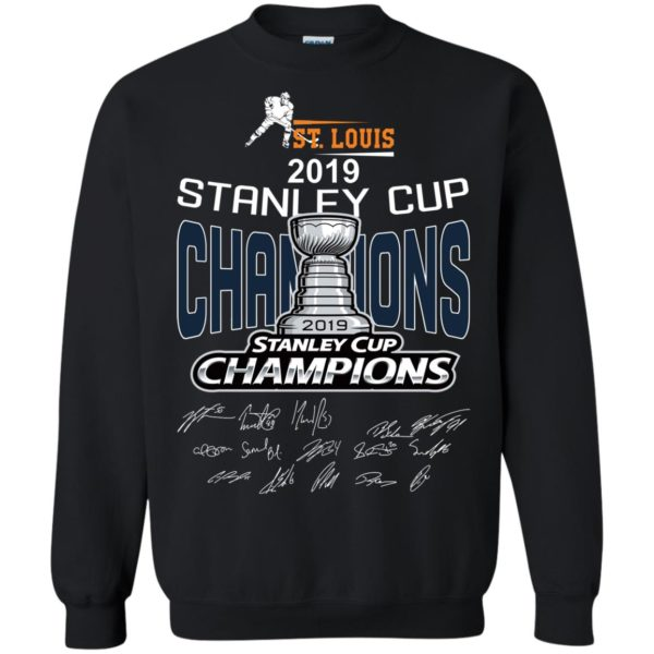 St Louis Stanley cup champions 2019