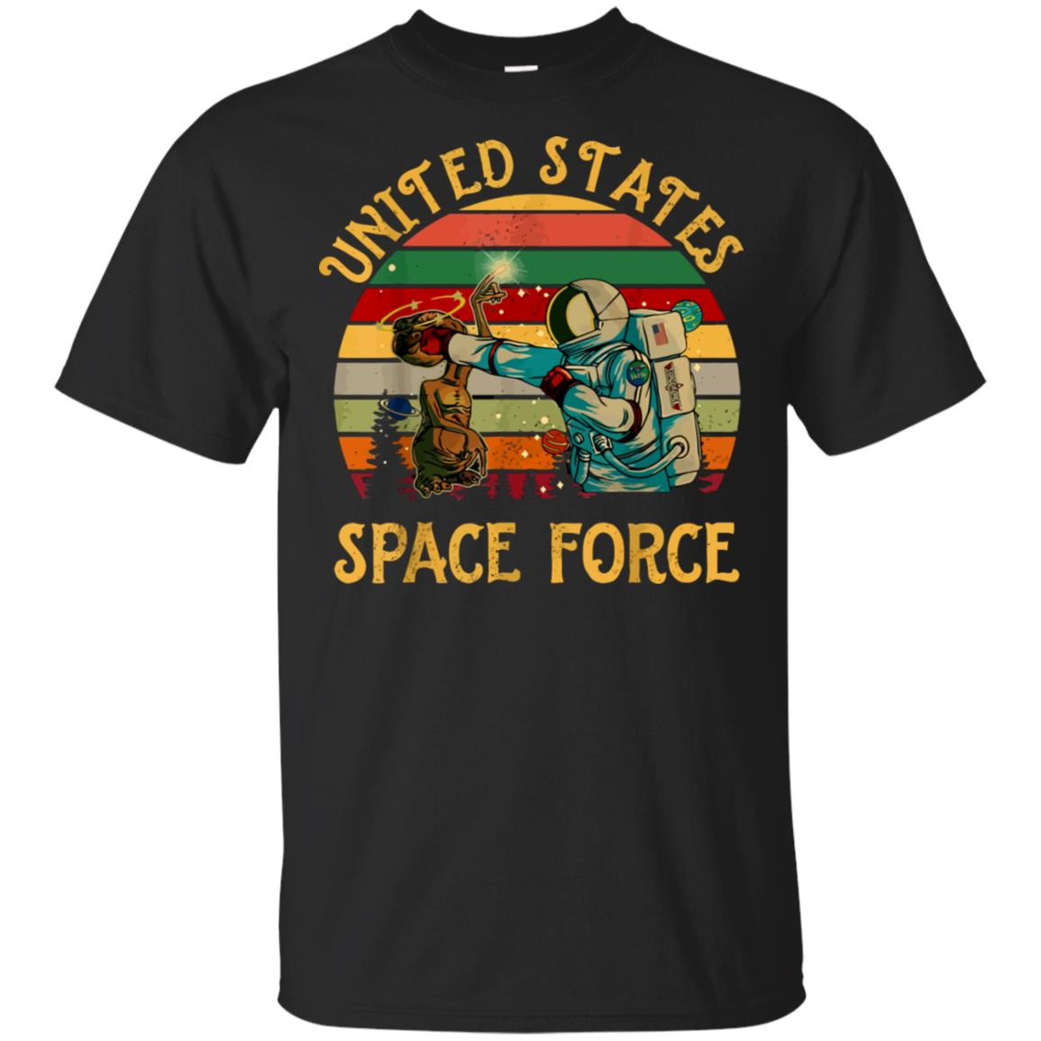 United States Space Force Alien Vintage Shirt
