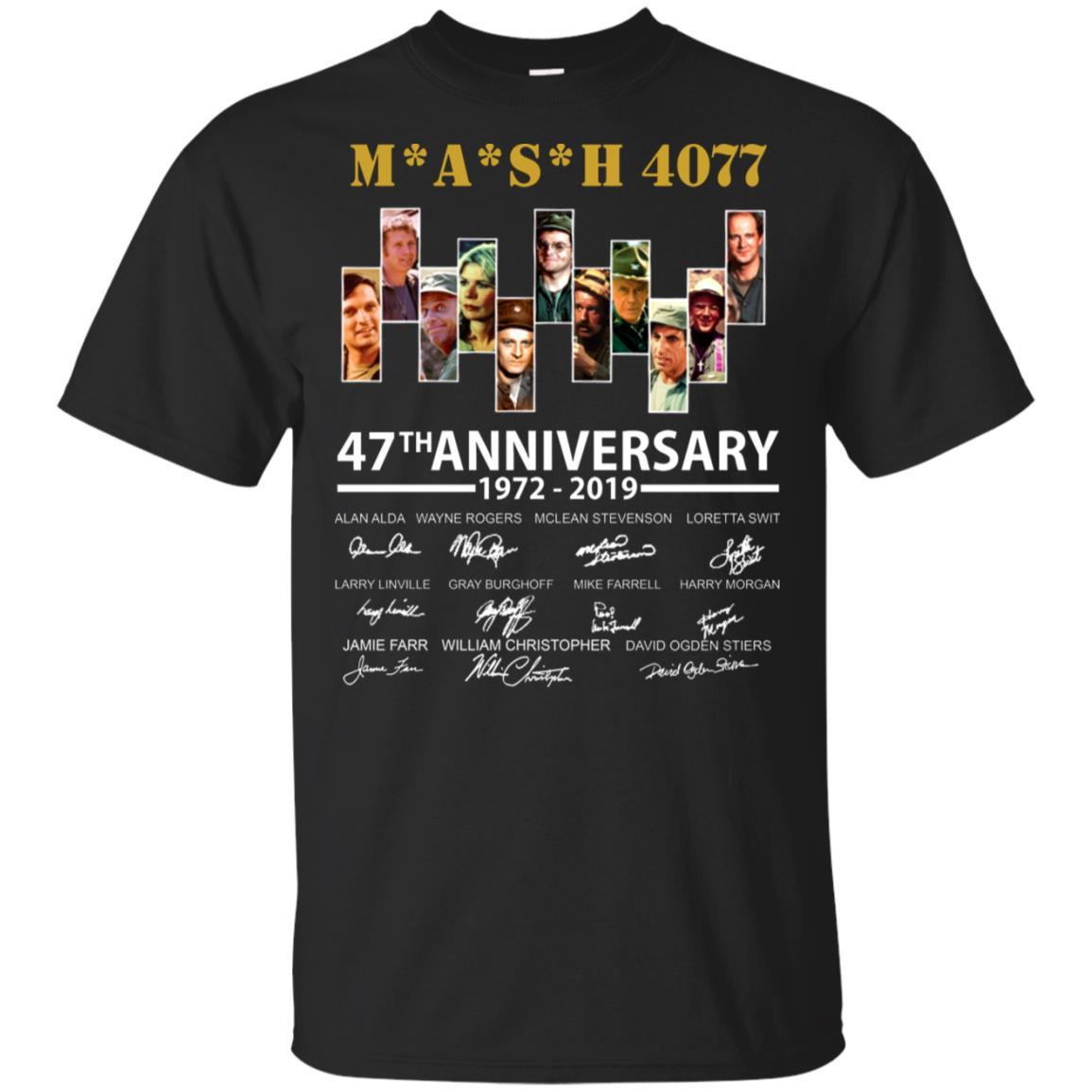 Mash 4077 47 Anniversary Shirt