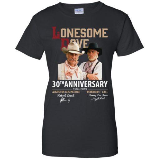 Lonesome Dave 30th Anniversary shirt