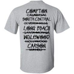 The Real Los Angeles shirt
