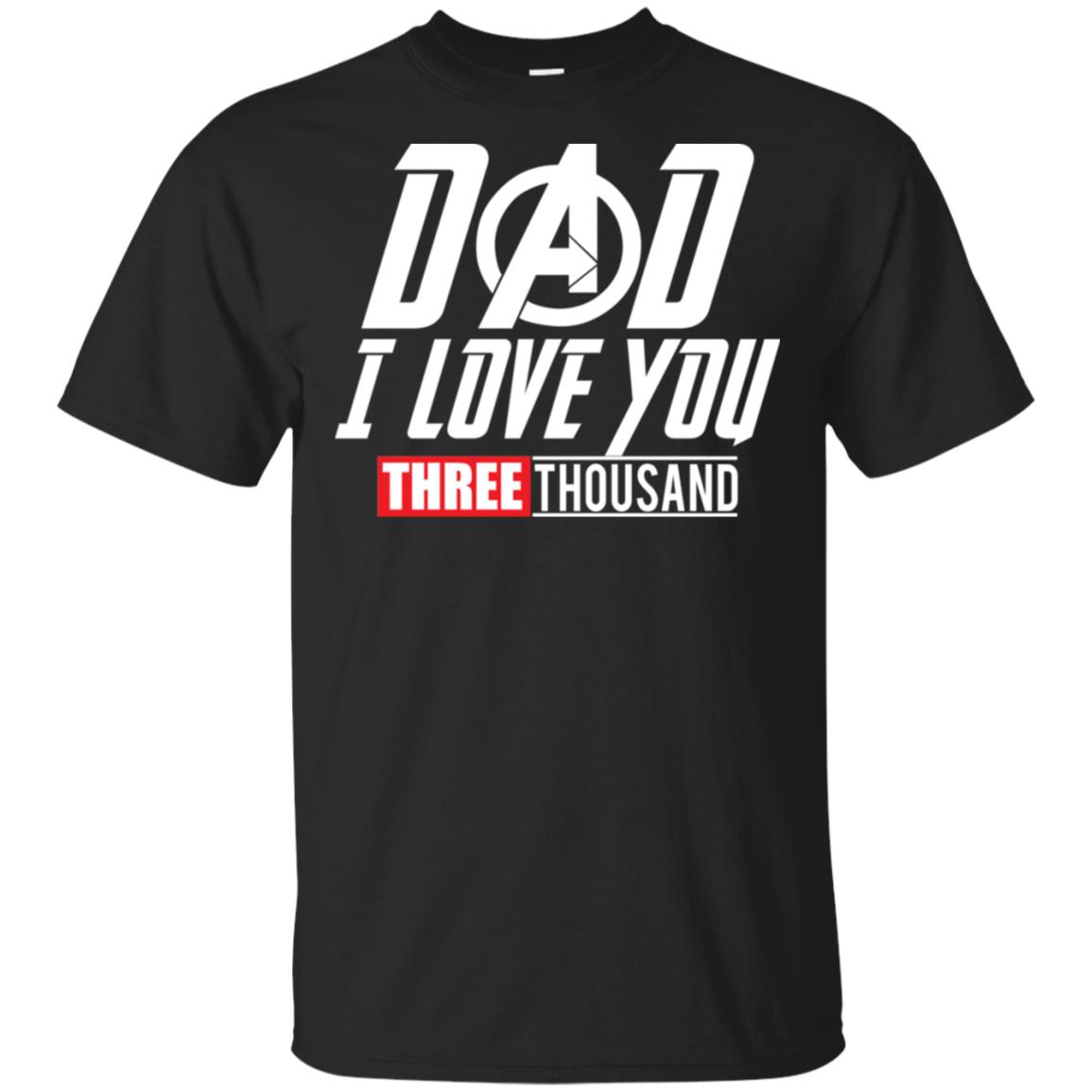 Dad I Love You 3000