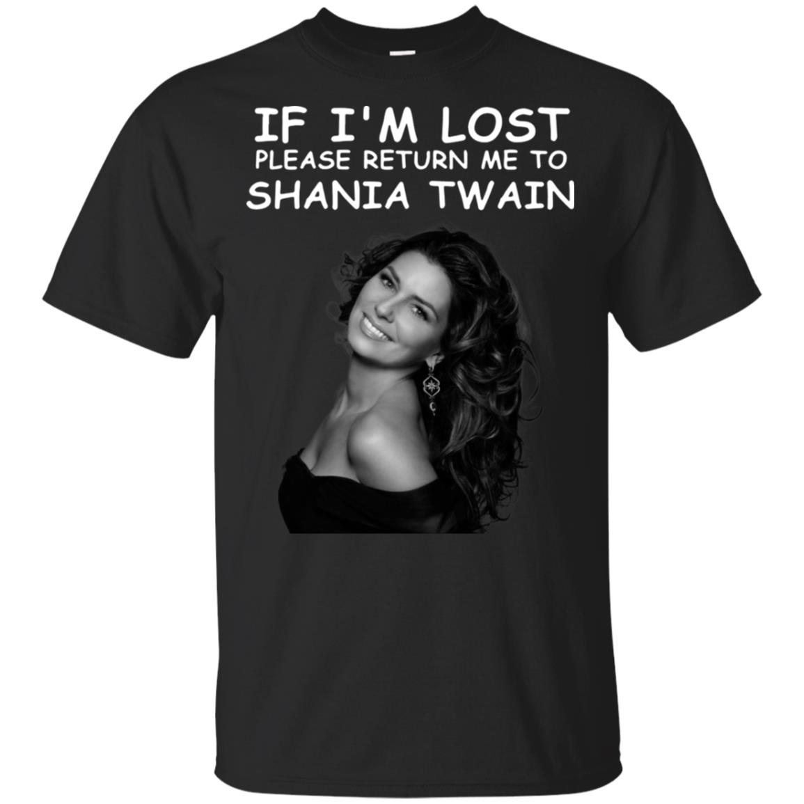 If I039m Lost Please Return Me To Shania Twain