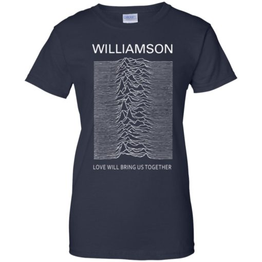 Williamson love will bring us together