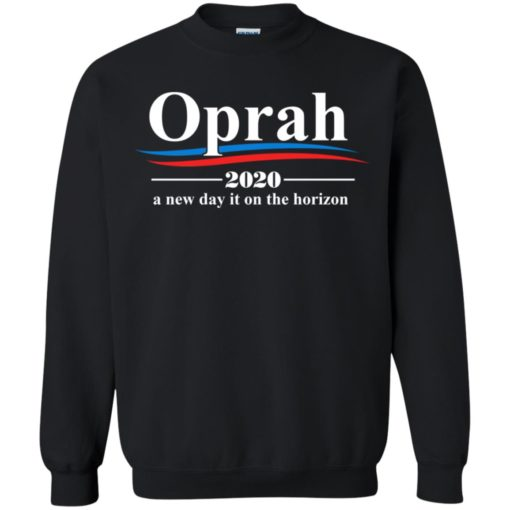 Oprah 2020 a new day it on the Horizon