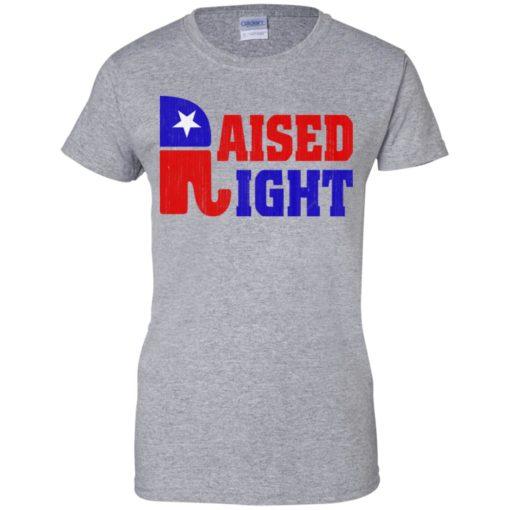 Raised right republican
