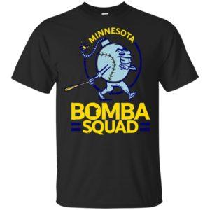 Minnesota bomba squad shirt