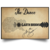 The dance garth brooks poster