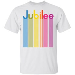 Jubilee pride rainbow shirt