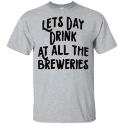 Lets day drink at all the breweries