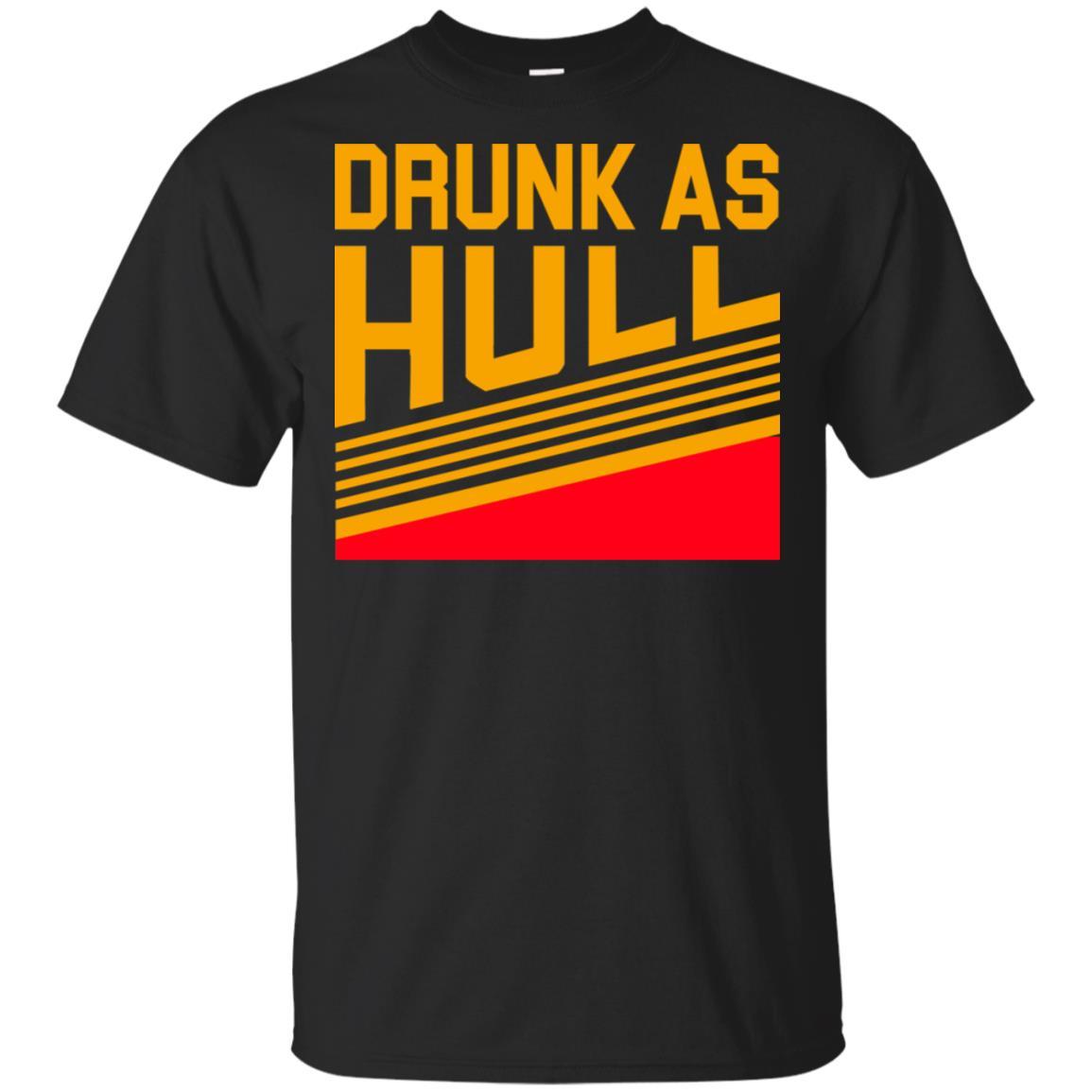 Brett Hull Drunk As Hull t-shirt