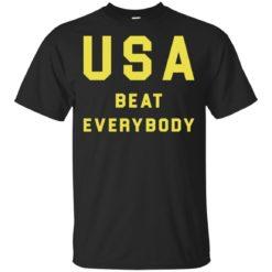 USA Beat Everybody Shirt