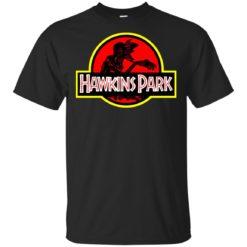 Stranger Things Hawkins Park shirt