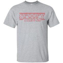 Spoopy Things shirt