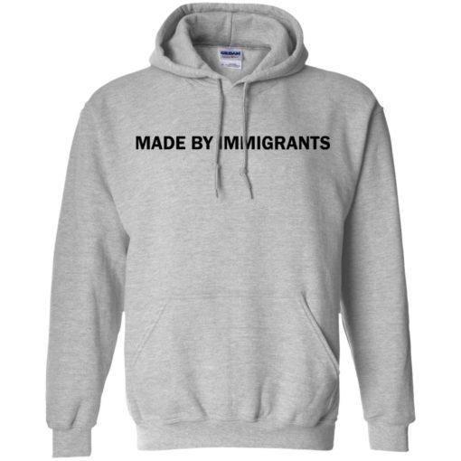 Karamo Brown Made by Immigrants shirt