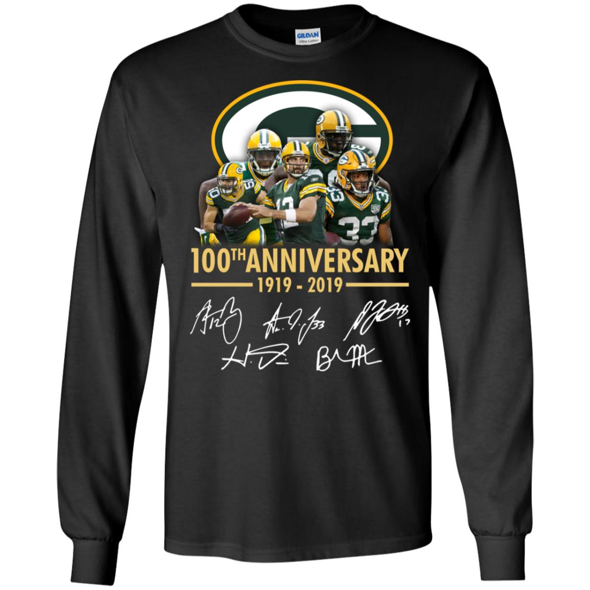best loved ff7a3 612d0 Green Bay Packers 100th Anniversary