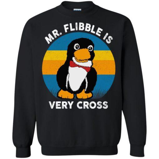 Mr. Flibble is very cross shirt