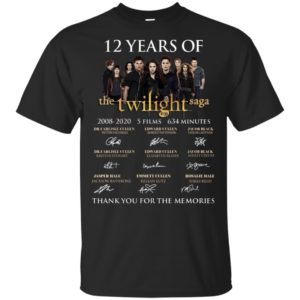 12 Years Of The Twilight Saga