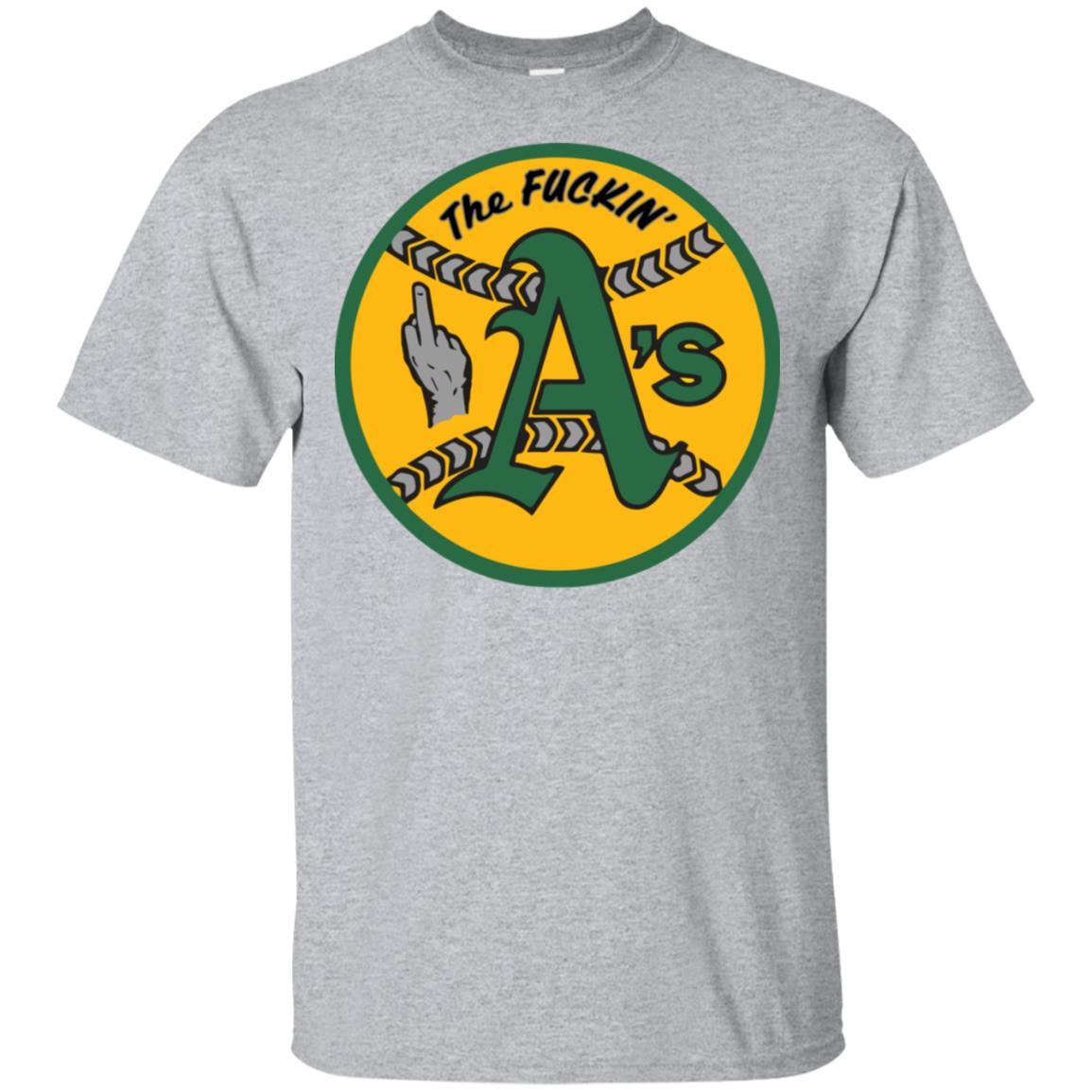 Oakland Athletics The Fuckin A039s Shirt