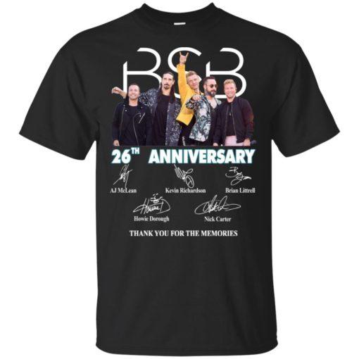 Backstreet Boys 26th Anniversary shirt, backstreet boys tshirts