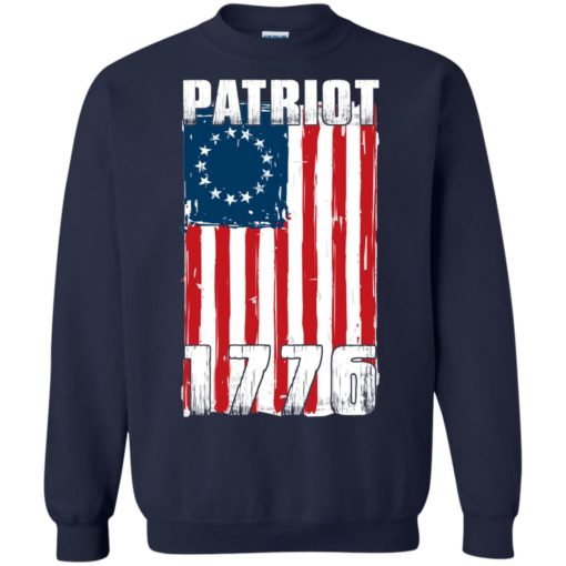 Betsy Ross Flag Patriotic 1776 shirt