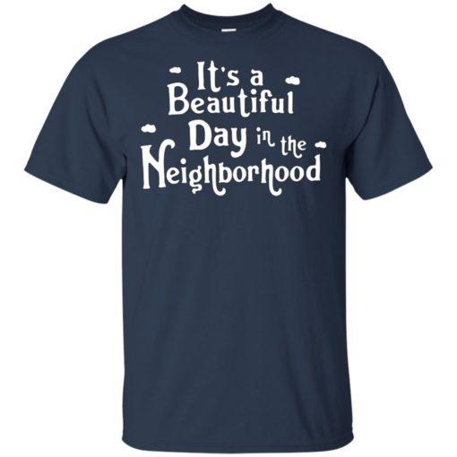 It's a beautiful day in the Neighborhood shirt