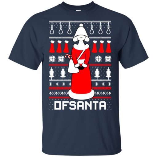 Handmaid Ofsanta Christmas sweatshirt
