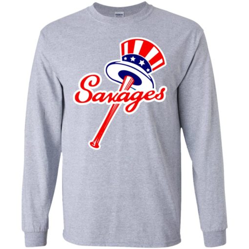 Tommy Kahnle Savages shirt
