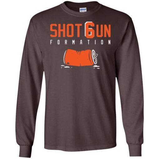 Baker Mayfield Shotgun Formation shirt