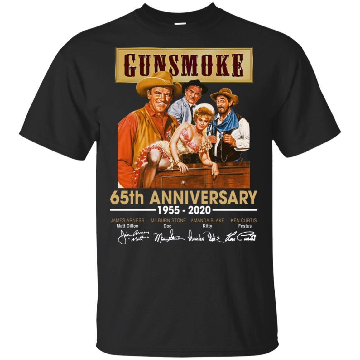 Gunsmoke 65th Anniversary Shirt