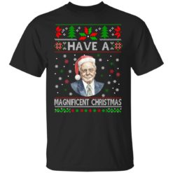 Have a Magnificent Christmas sweatshirt
