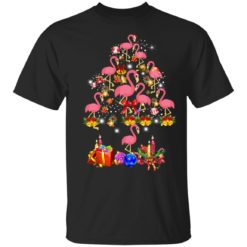 Flamingo Christmas Tree sweatshirt