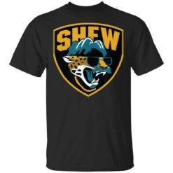 Jaguar Minshew Shield shirt
