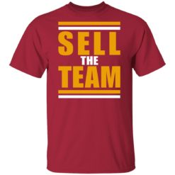 Washington Redskins Sell the team shirt