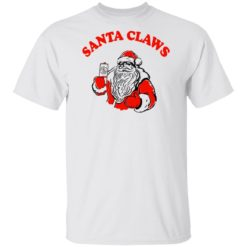 Santa Claws White Claw shirt