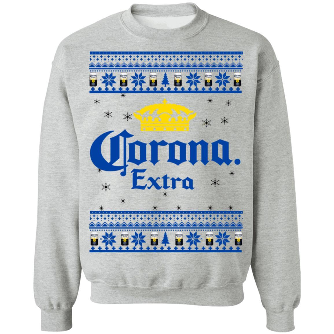 Corona Beer Christmas sweater, hoodie, sweatshirt