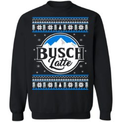 Busch Latte Christmas sweater