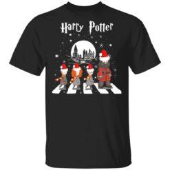 Harry Potter Abbey Road Christmas shirt
