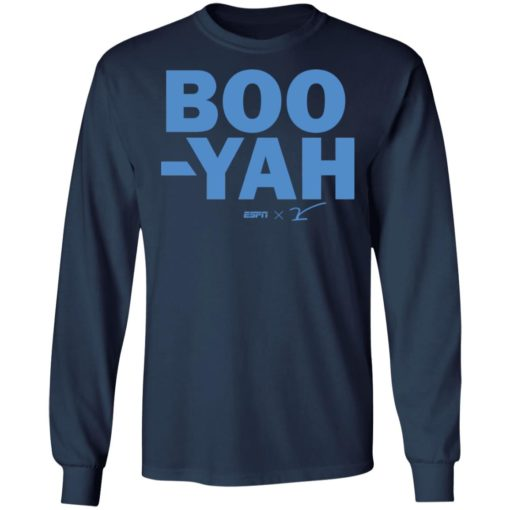 Stuart Scott Booyah shirt