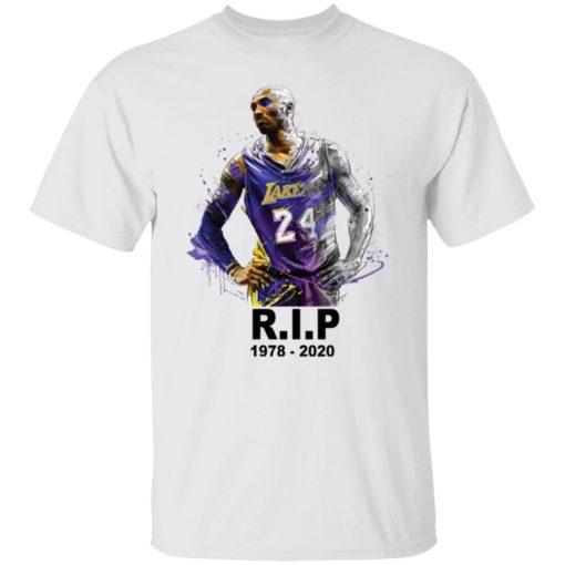 Kobe Bryant RIP shirt