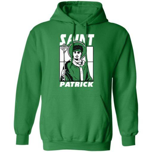 Saint Patrick Mahomes shirt