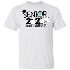 Senior 2020 quarantined toilet paper shirt