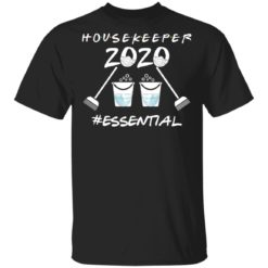 Housekeeper 2020 essential shirt