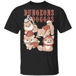 Dungeons and doggos shirt