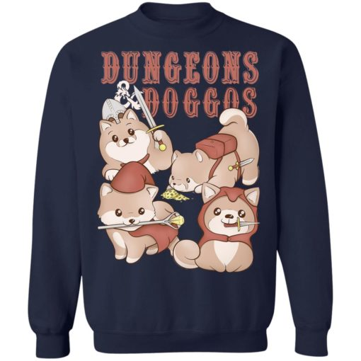 Dungeons and doggos shirt