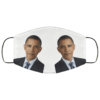 Julia Roberts Barack Obama face mask Washable, Reusable