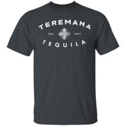Dwayne The Rock teremana tequila shirt