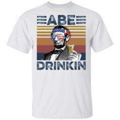Abraham Lincoln Abe Drinkin shirt