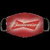 Budweiser face mask