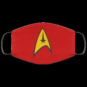 Star Trek face mask